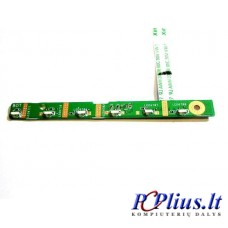 LED lempučių plokštė Asus X501U