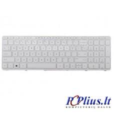 Klaviatūra HP Pavilion 15 15T-N 15E 15-E000 15-N000 15-n100 N200 15t-e000 su rėmeliu