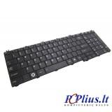 Klaviatūra Toshiba Satellite C655D C650 L650 L750 C660 L655 L670 L675 L755