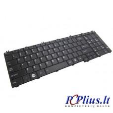 Klaviatūra Toshiba Satellite C655D C650 L650 L750