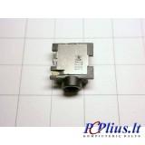 Ausinių lizdas AJ03 3.5mm  6pin.