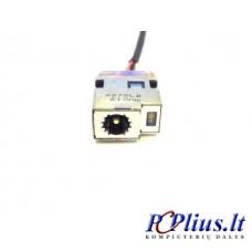 Maitinimo lizdas DC PJ31 HP/Compaq UTB Foxconn 6pin.