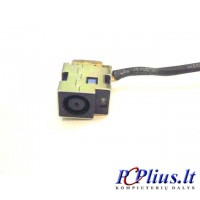 Maitinimo lizdas DC PJC02 HP/Compaq 6pin.