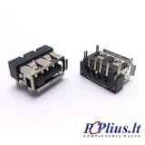 USB 2.0 A tipo 4 kontaktų vidinis lizdas (atvirkštinis)