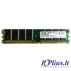 Operatyvinė atmintis (RAM) Apacer 512MB DDR 400MHz