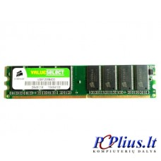 Operatyvinė atmintis (RAM) Corsair 512MB DDR 400MHz