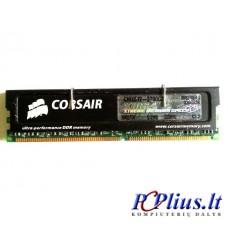 Operatyvinė atmintis (RAM) Corsair 512MB DDR 333MHz