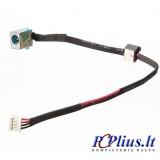 Maitinimo lizdas DC PJ65 Acer Aspire 5741 5551 5552 5742 5741z su laidu