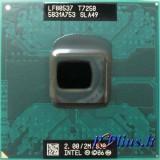 Intel Core 2 Duo T7250 (2M Cache, 2.00 GHz, 800 MHz FSB) SLA49